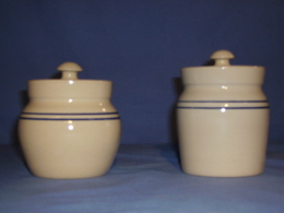 Sugar Bowl blue stripe